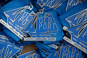 Half Marathon Finisher's Medallions